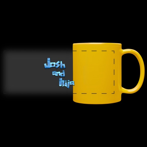 Josh and Ilija - Full Color Panoramic Mug