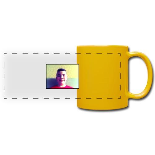 Miki Sobcz - Kolorowy kubek panoramiczny