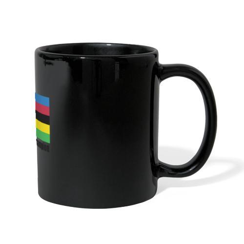 world champion cycling stripes - Panoramamok gekleurd