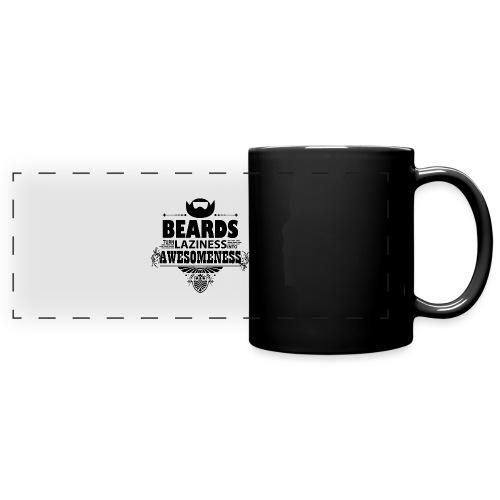 beards_laziness_awesomeness 10x - Panoraamamuki värillinen