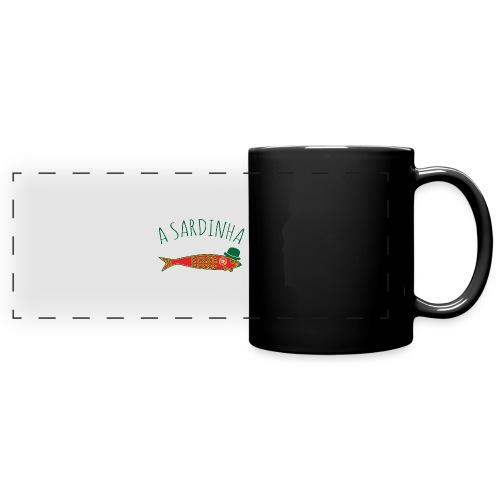 A Sardinha - Bandeira - Mug panoramique uni