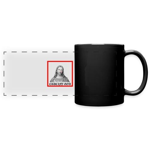 Crucify God | Sad Jesus - Panoraamamuki värillinen