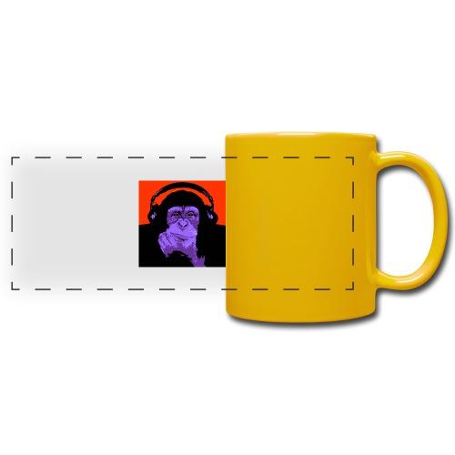 project dj monkey - Panoramamok gekleurd