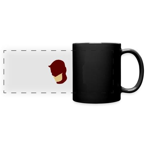Daredevil Simplistic - Full Colour Panoramic Mug