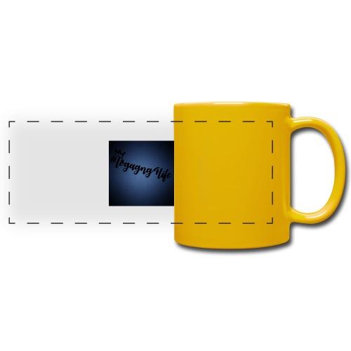 #logagng4life - Full Color Panoramic Mug