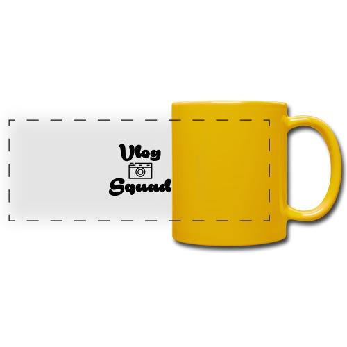 Vlog Squad - Full Colour Panoramic Mug