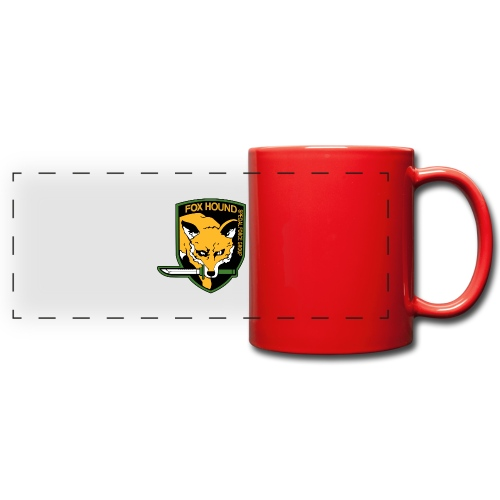Fox Hound Special Forces - Panoraamamuki värillinen