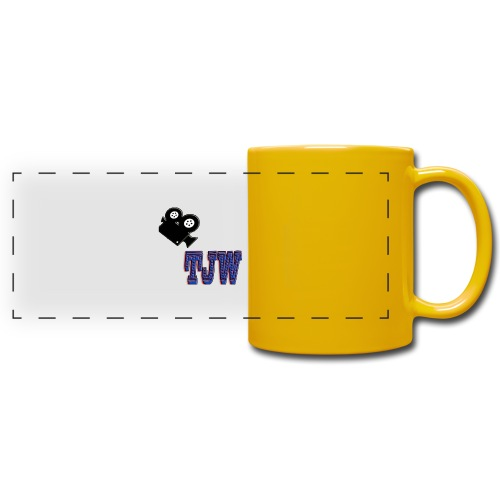 tjw - Full Colour Panoramic Mug