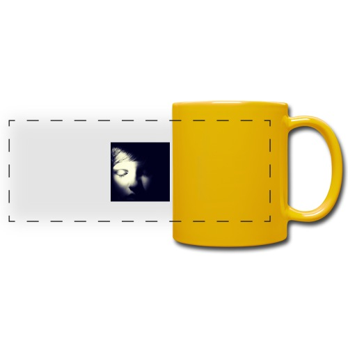 Dark chocolate - Full Colour Panoramic Mug