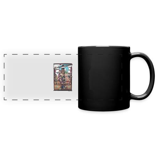 les pirates - Mug panoramique uni