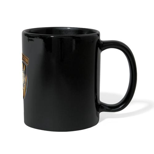 Tiger Patch and Tiger Shield - Full Colour Panoramic Mug