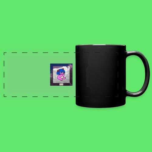 le nice girl - Full Colour Panoramic Mug