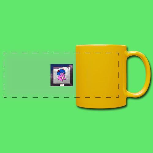 le nice girl - Full Color Panoramic Mug