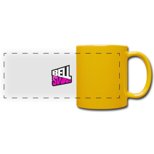 Bellswag logo transparent large - Full Color Panoramic Mug