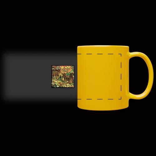 String Up My Sound Artwork - Full Color Panoramic Mug