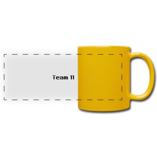 Team 11 - Full Color Panoramic Mug