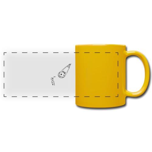 Meteor, Right? - Full Color Panoramic Mug