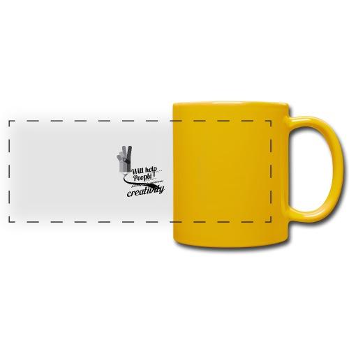crati - Full Colour Panoramic Mug