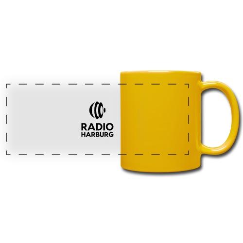 Radio Harburg - Panoramatasse farbig