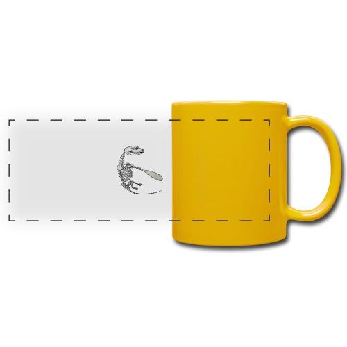 Skeleton Quentin - Full Color Panoramic Mug