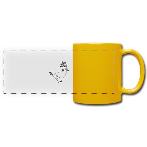 Cosmic Chicken - Full Colour Panoramic Mug
