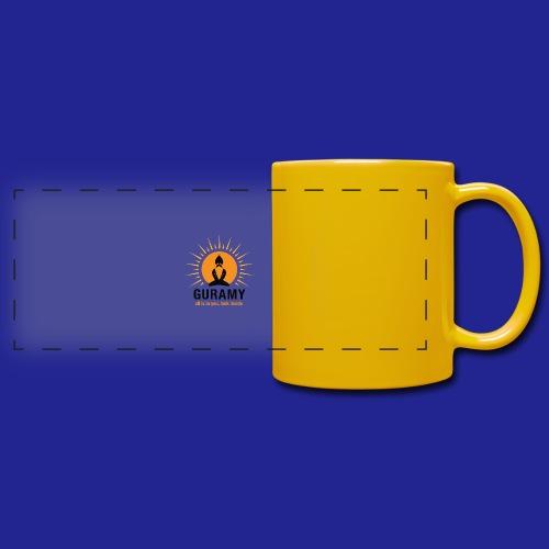 final nero con scritta - Full Colour Panoramic Mug