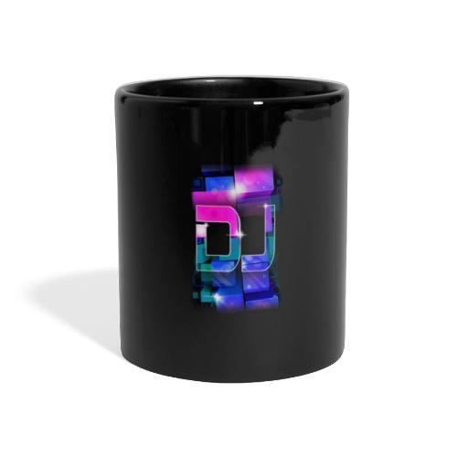 DJ by Florian VIRIOT - Mug panoramique uni