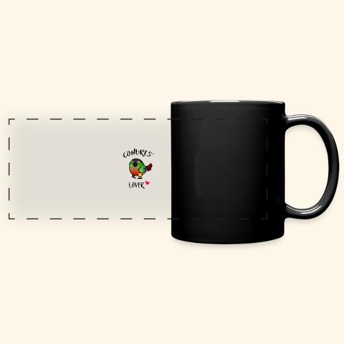 Conures' Lover: opaline - Mug panoramique uni