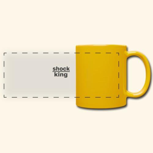 shock king funny - Tazza colorata con vista