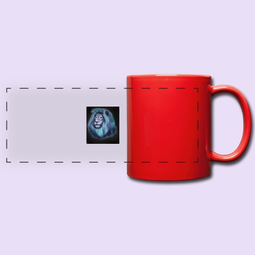 lio1 - Full Color Panoramic Mug
