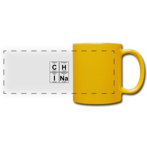 C-H-I-Na (china) - Full - Full Color Panoramic Mug