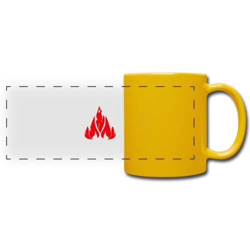 fire - Full Colour Panoramic Mug