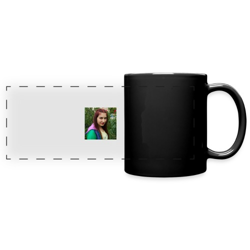 Ulku Seyma - Full Colour Panoramic Mug