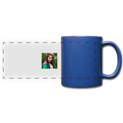 Ulku Seyma - Full Color Panoramic Mug