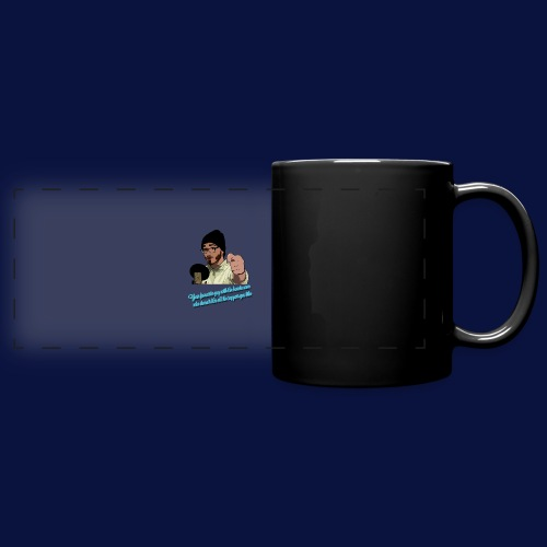 Your Favourite Beanie Man - Full Colour Panoramic Mug