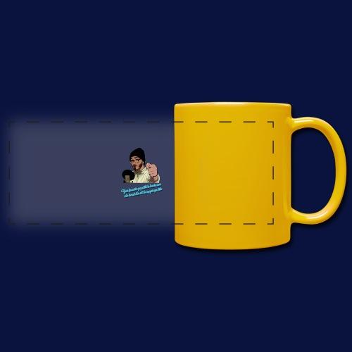 Your Favourite Beanie Man - Full Colour Panoramic Mug