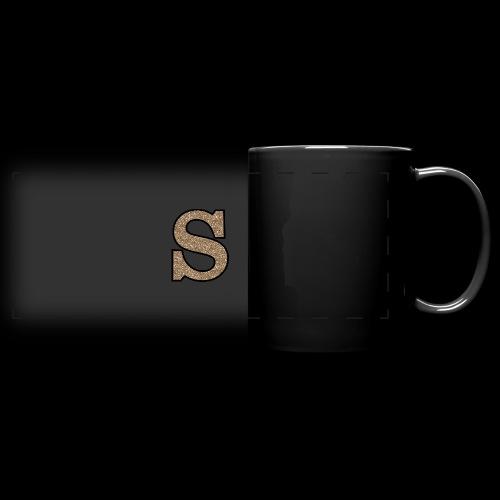 Girls S For Sonnit Golden Sparkle - Full Colour Panoramic Mug