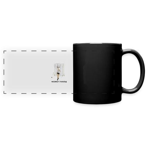 Antilope running - Mug panoramique uni