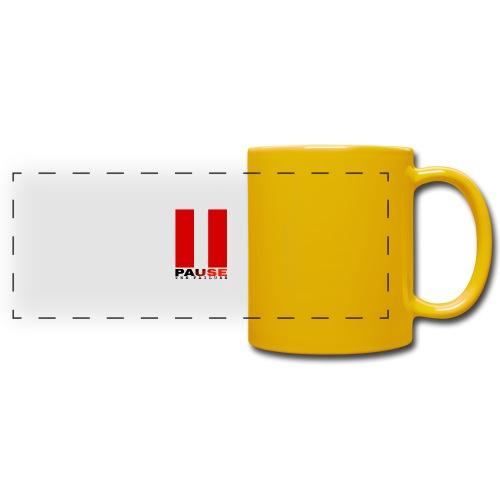 PAUSE THE FAILURE - Mug panoramique uni