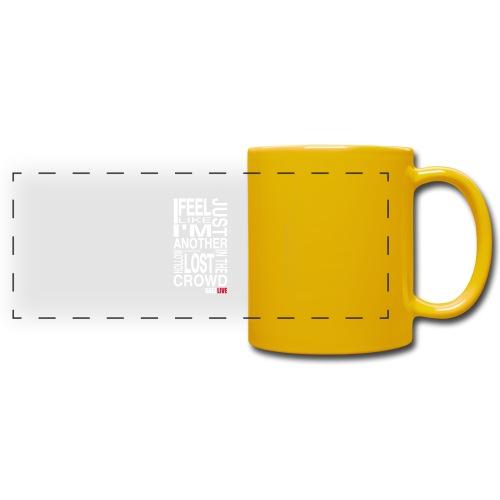 White Noise (version light, par parek) - Mug panoramique uni