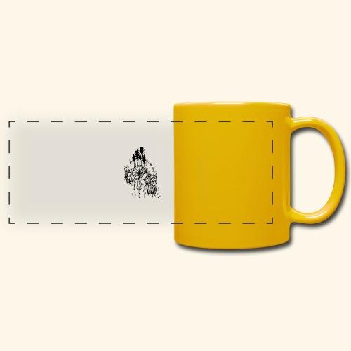renard nature - Mug panoramique uni