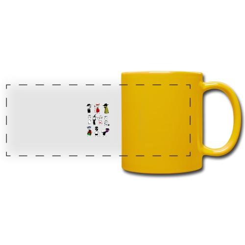 Bad to the bone - Full Color Panoramic Mug