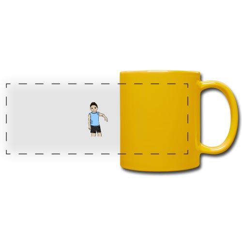 OfirGaming HD logo - Full Color Panoramic Mug