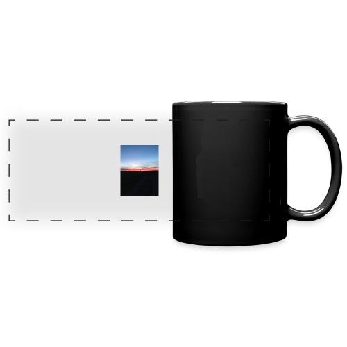 late night cycle - Full Colour Panoramic Mug