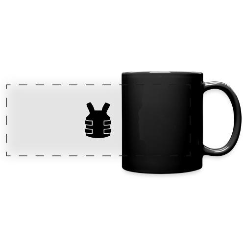 Bullet Proof Design - Full Colour Panoramic Mug