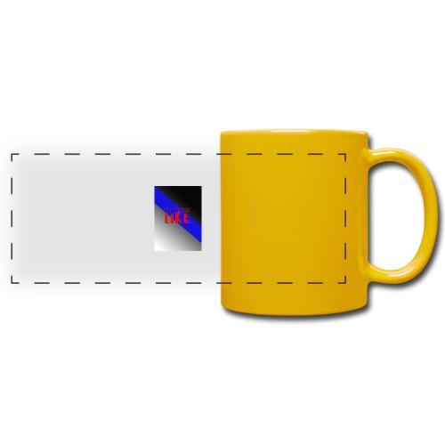 like - Mug panoramique uni