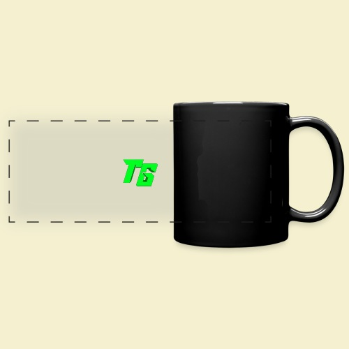 TristanGames logo merchandise - Panoramamok gekleurd