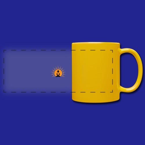 Guramylyfe logo no text black - Full Colour Panoramic Mug