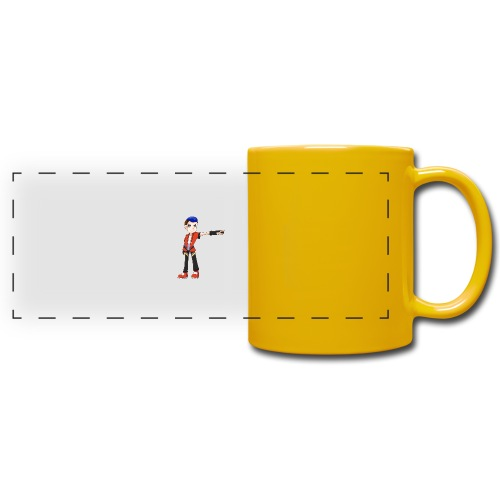 Terrpac - Full Color Panoramic Mug