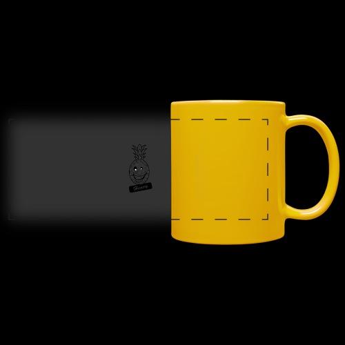 Design Ananas Heavy - Mug panoramique uni